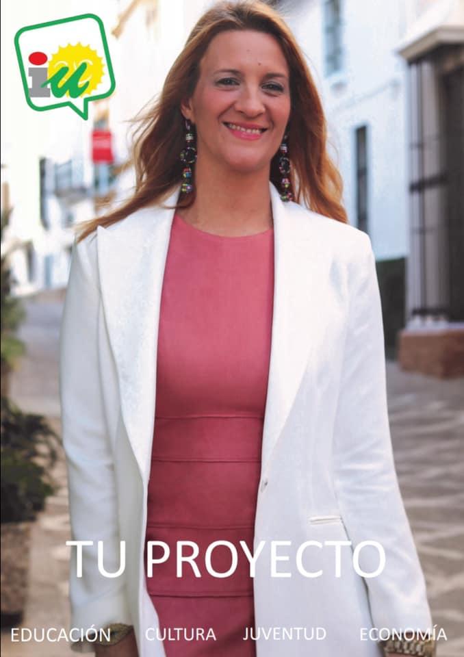 Candidatura de Izquierda Unida Alcalá del Río 2019
