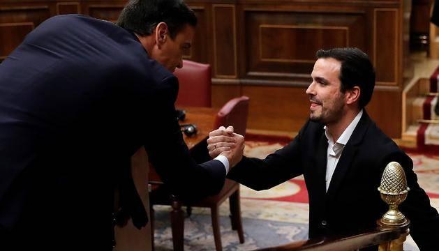 Elegido el Gobierno de coalición entre PSOE y Unidas Podemos.