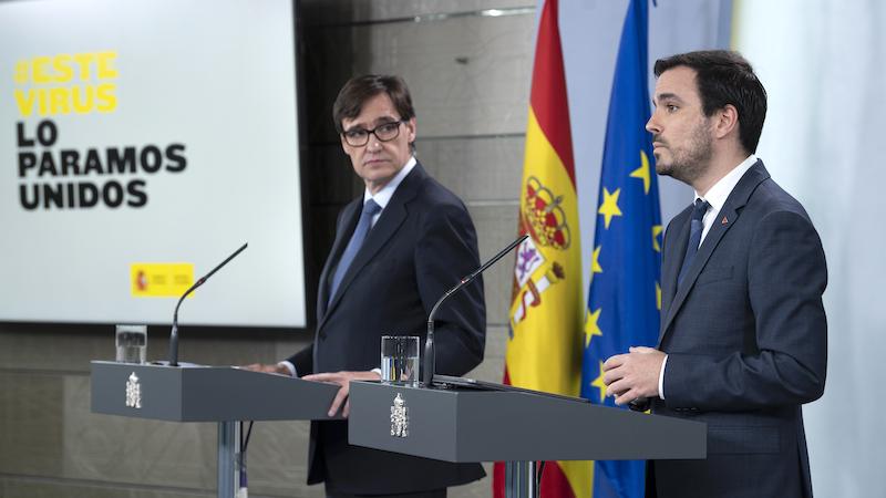 El Gobierno anuncia nuevas medidas para ampliar el Escudo Social ante la crisis del COVID-19