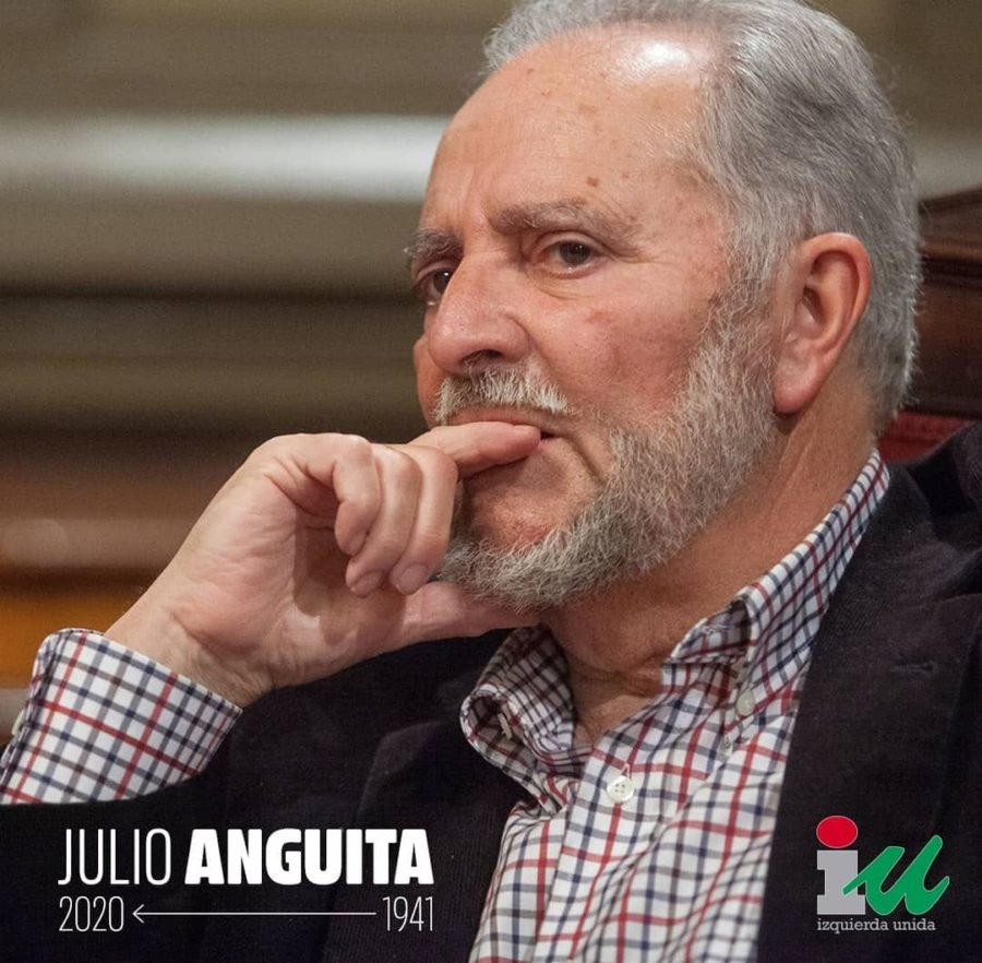 Fallece Julio Anguita